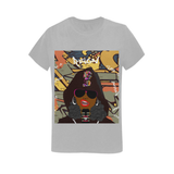Rap Battle Tee - Gray