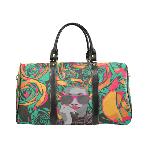 Calypso Rose Travel Bag