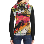 Signature Flava Burst hooded jackets