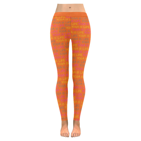 Yoga Life leggings (up to 5XL) : 6 colors