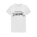 Incomparably Dope BlackWhite tee