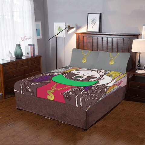 Nod 3-Piece Bedding Set