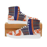 Mad Plaid High Tops