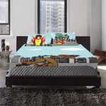 To The Rescue 3-Piece Bedding Set