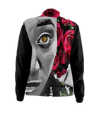 Camo Rose Windbreaker