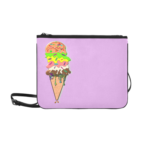 Iscream Message Slim Clutch