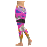 Butterfly leggings (XXS-5XL)