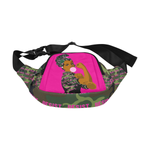 Pink Resistance Army fanny packs