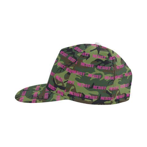 Pink Army Snapback hats