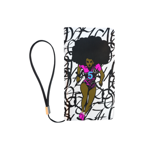 Fly Girl Clutch Purse