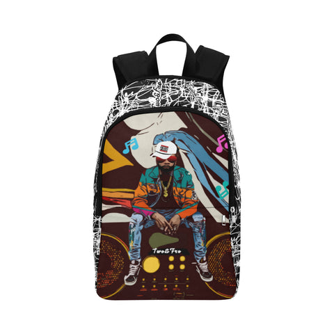 Ultimate Bass Fabric Backpack