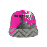 Run The World Snapback Hat
