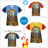 © Fire & Ice Graphic tees