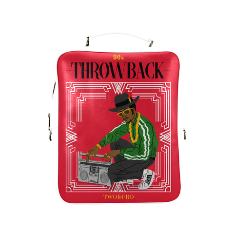 90s Throwback Collection Squared Backpacks