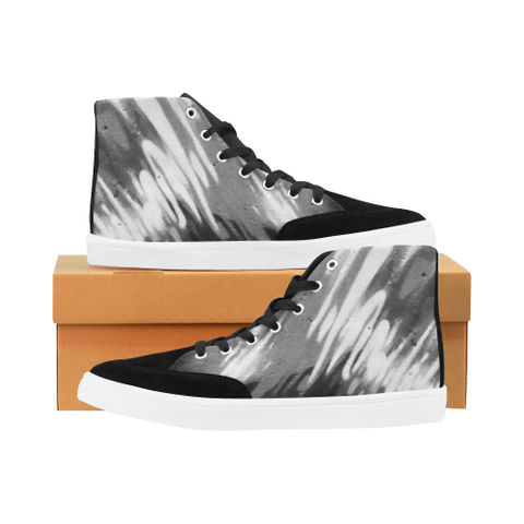 Outside The Lines High Top Sneakers