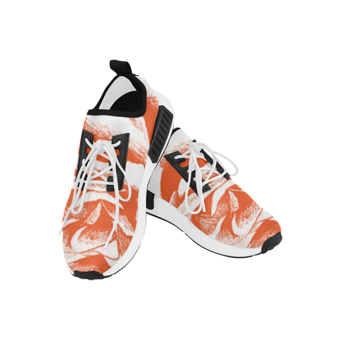Fly Girl II - Orange Rose Running Shoes