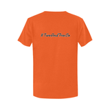 Orange Flava Tee- Ladies