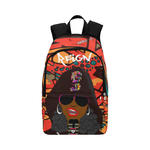 Rap Battle Backpack -  Orange
