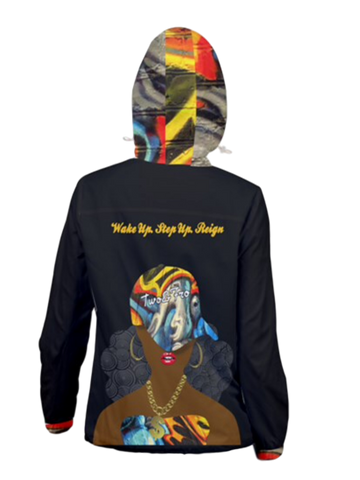 Fire & Ice Windbreaker