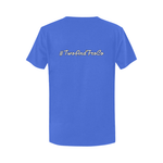 Blue Flava Tee - Ladies