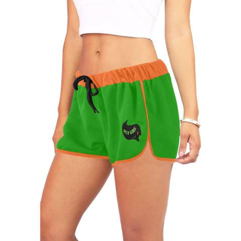 Fly Girl Shorts-Women