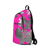 Pink Power Backpack