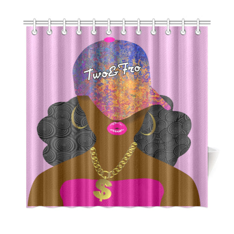 "dope1 Shower Curtain 72""x72"""