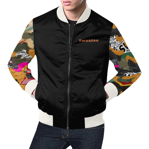 Fly Seal Camo bomber - Men (7 colors)