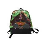 Rap Battle Backpack - Lime