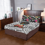 Weapons of Warfare 3-Piece Bedding Set