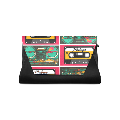 MixTapes & Boombox Clutches