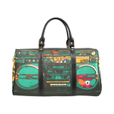 Oceanic Boombox travel bag - large