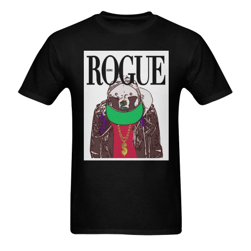 Men's Going Rogue; Nod Tee