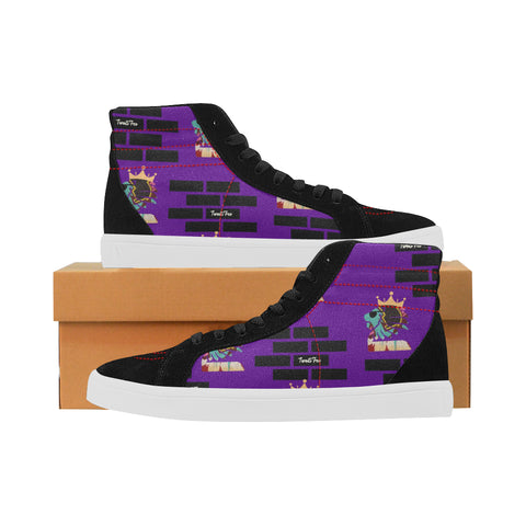 Brick High Tops - mens