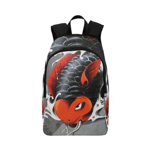 Dark Koi Backpack
