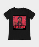 Women's - Respect The Black Woman Tee
