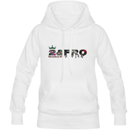 2&Fro Drippin' Graphic Hoodies