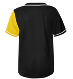 Plain Color Block Jerseys