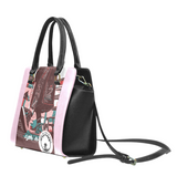 Riveted Step Up HandBags : 4 colors
