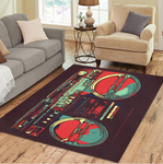 BoomBox area rugs 7x5' - 5 colors