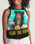 Women's - Read The Room Cropped Tank