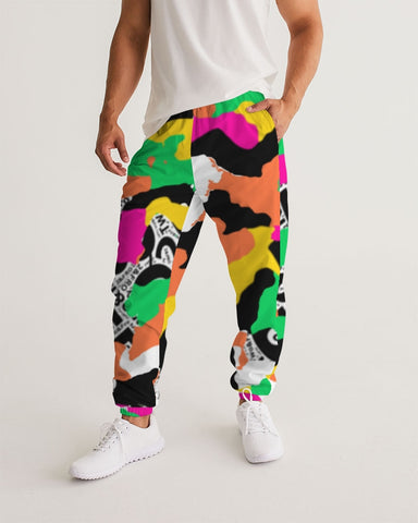 ™️ Neon 2&Fro Camo Men's Track Pants