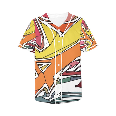 Wild Child Too Baseball-style Jersey