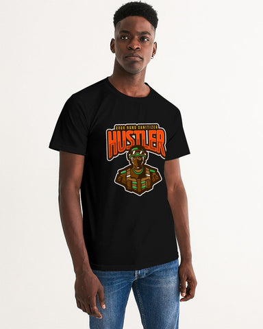 Pandemic Collection: Hand Sanitizer Hustler Men's Graphic Tee
