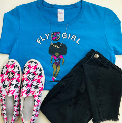Women's Fly Girl Tee