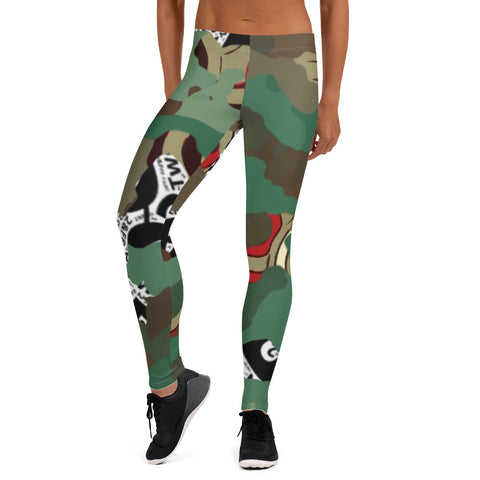 Two&Fro Green Camo
