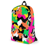 ™️ Neon 2&Fro Camo Backpack