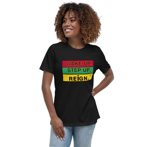 2&Fro Motto Women's Relaxed T-Shirt
