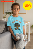 Black Boy Joy Youth Short Sleeve T-Shirt
