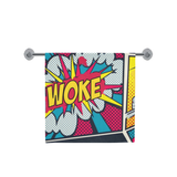 Baby Face bathroom set - woke print